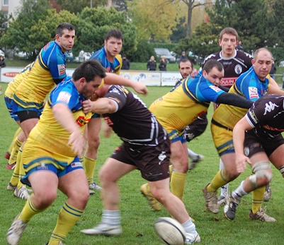 Rugby rencontre a quinze
